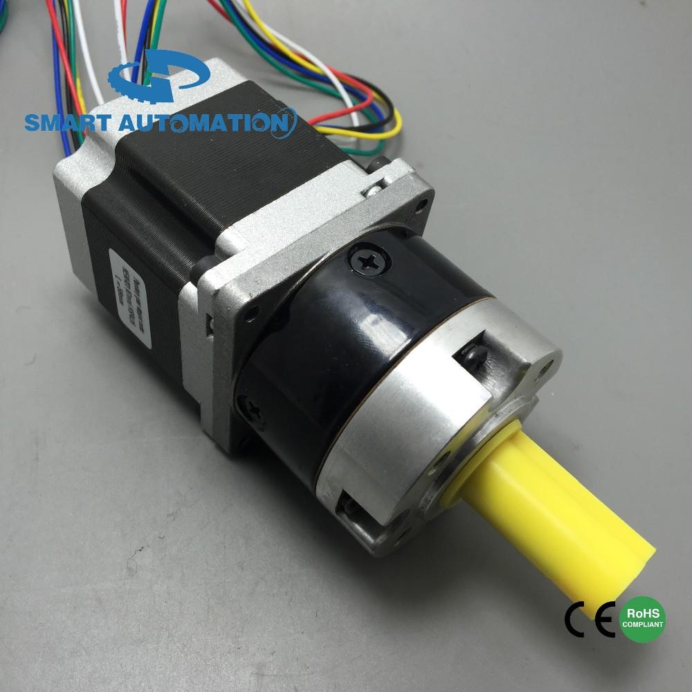 57mm Gear Reducer Stepper Motor Nema 23 View Gear Reducer