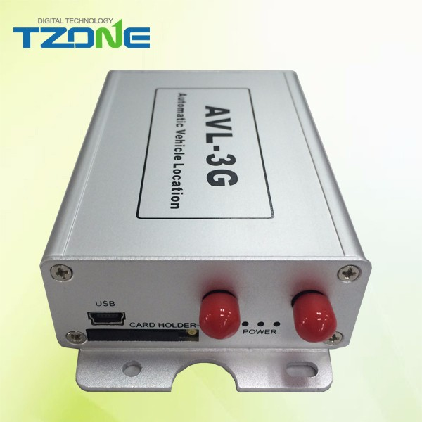 Tzone better than tk106 great functions fuel sensor, temperature sensor camera 3g gps tracker gt06