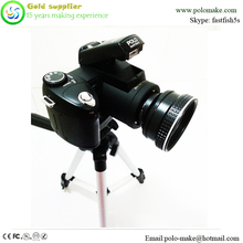 Wholesale polo digital camera D3000 DSLR Brand new