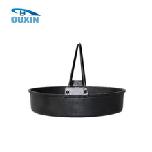 Chinese Cast Iron Enamel Non-stick Camping Cookware Set