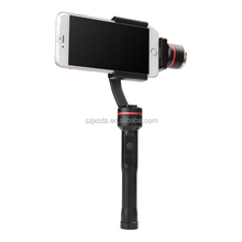 360 degree panorama shooting 3 axis handheld stabilizer gimbal for phones