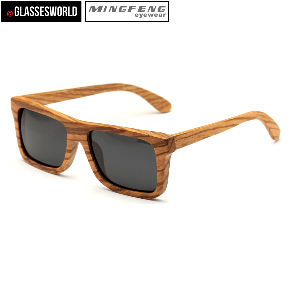 new product Fashion wood sunglasses with bamboo sunglasses