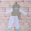Wholesale Baby Clothes Fall Striped Boys