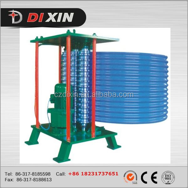 Dixin corrugated roof sheet bending machine manufacturer