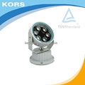 IP65 Alumiunm outdoor led floodlight luminaire lighting round with TUV