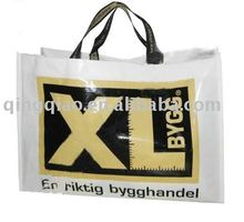 pp woven bag shopping bag/recycled pp woven shopping bag /plastic pp woven bag