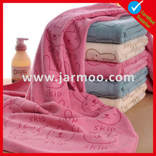 Factory promotional light weight delicated cannon towels