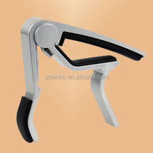 Clip on Guitar Clamp Key Capo for electric and acoustic guitars