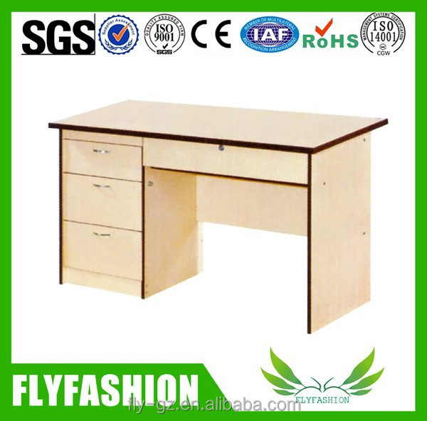 Factory price wooden office table/school furniture wooden reading table for sale