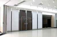 china manufacturer aluminium folding partition wall for commercial offices,classrooms