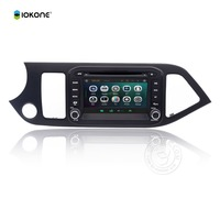 Factory Wholesale IOKONE Wince AUTO IN DASH DVD for KIA MORNING