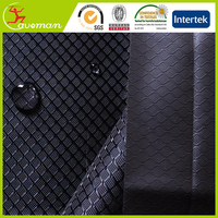 Hot Sell 100%Polyester 400D Oxford Bonded Diamond Type Ripstop Dobby Fabric,Shoulders Bag,Traveling Bag Fabric