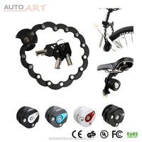 2016 Anti Theft bike lock Hamburg Lock Foldable Chain Lock