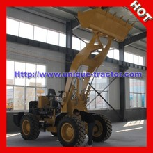 UT928 Series Front End Fork Auto Mini Wheel Loader For Sale