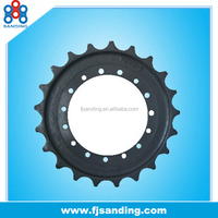 OEM pc100 undercarriage parts star, sprockets for bulldozer