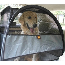 Foldable pet seat room for cars
