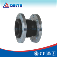 Building / Connect Flange Use Single Sphere Flexible Rubber Expansion Joint