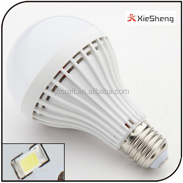 Hot sell energy saving led light E27 high power 5w led bulb light