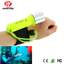 High power 700Lumens Underwater bulk diving LED flashlight