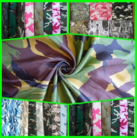 Polyester / Cotton Material and Camouflage Fabric Type camouflage fabric