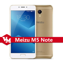 "Original Meizu M5 NOTE M 5 Note Helio P10 Octa Core Cell Phone 5.5"" 3GB RAM 16GB ROM 1080P 13MP Camera Fast Charge Mobile Phone"