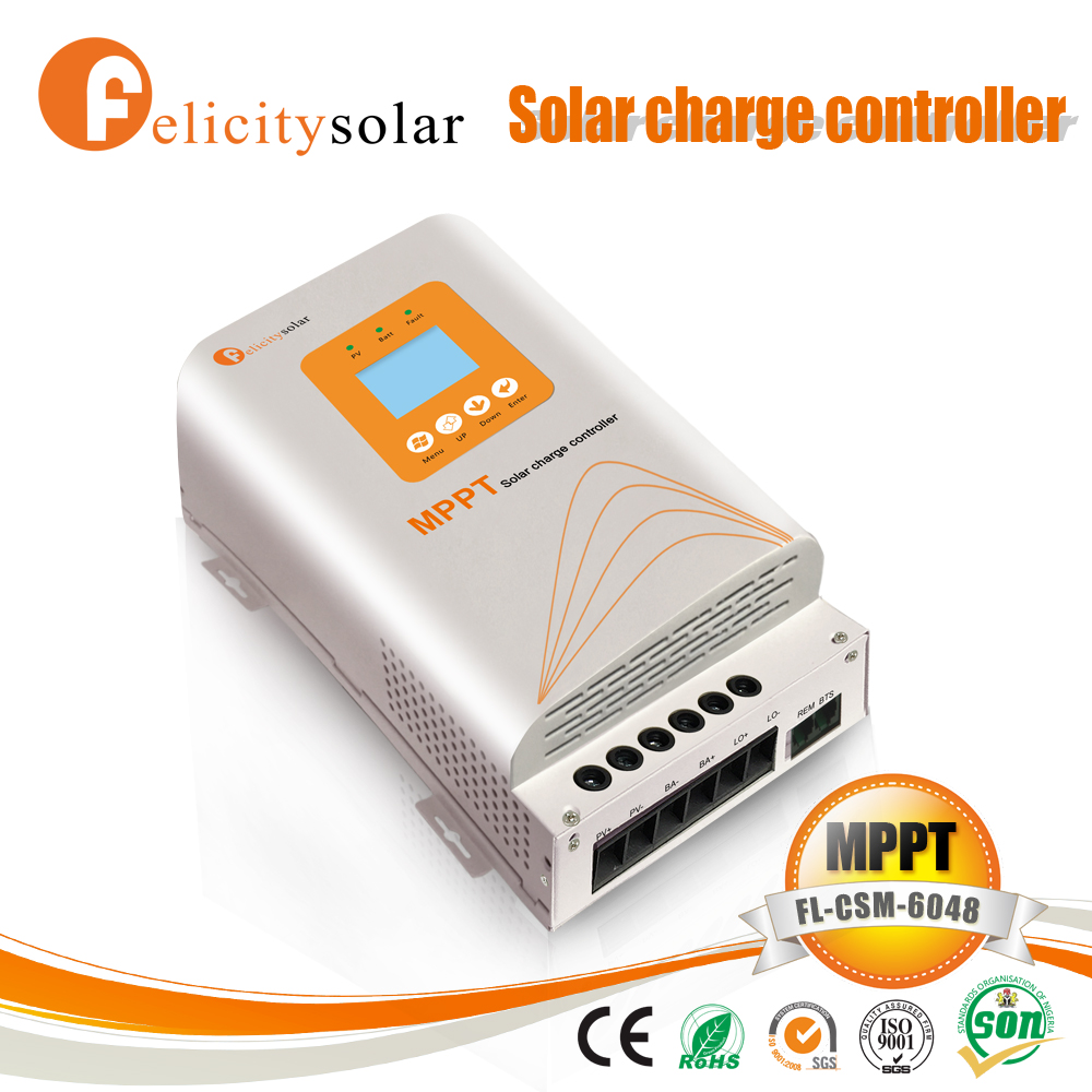 High peak conversion efficiency maximum power point tracking mppt controllers with the best quality