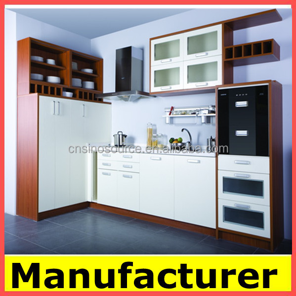 GUANGZHOU Modular kitchen furniture and Cabinet Door Price