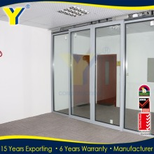 Australian Standard aluminium double glazed windows & doors,aluminium glass sliding doors,Commercial Auto Aluminium sliding Door