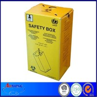 (Disposable ) Medical waste box