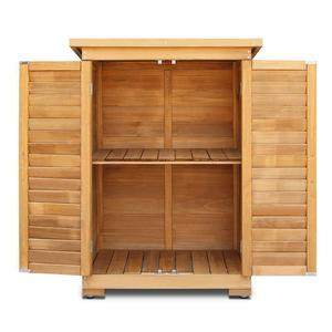 Factory best selling wooden garden shed