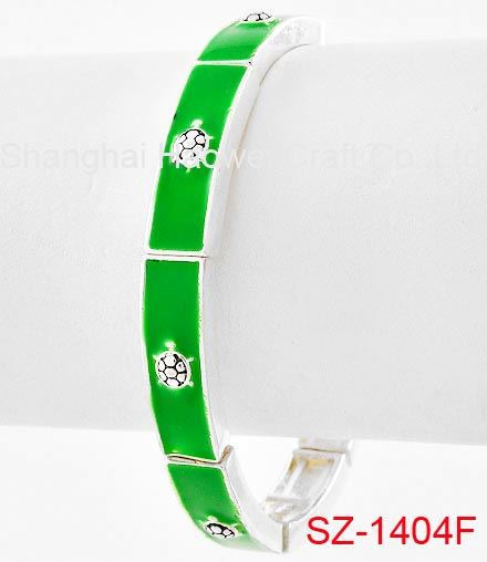 SZ-1404F Newest product good quality velcro bracelet for sale