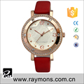 2015 Newest genuine leather watches high quality fashion lady watches