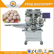 Super quality hot sale industrial fish ball encrusting machine