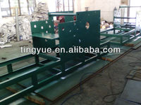 Aluminium Foil Rewinding Cutting Machine / Aluminum Foil Wrapping Machine