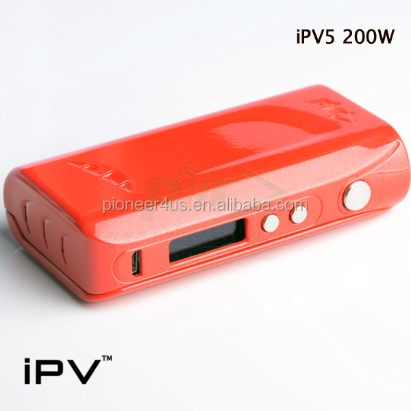 beast vaporizer box mod ipv5 200w tc box mod pioneer4you yihi sx pure wholesale distributor opportunities