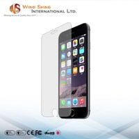 High quality tempered glass screen protector for iphone 6