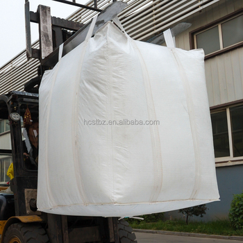 Hot sales the pp woven ton bag for packing stone