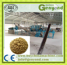 Fishmeal Processing Production Line for Animal Feed Dog,Chicken,Pig,Duck,Cattle Feed