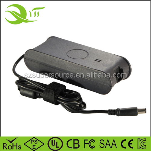 New 19.5V 4.62A 90W universal laptop battery charger adapter 7.4*5.0mm For Dell Studio 15Z 1569 Series