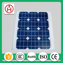 professional manufacture made 50w solar panel