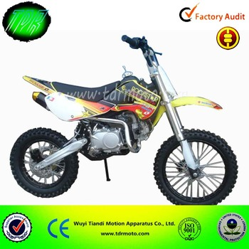 TDR 150cc Dirt bike/ Pit bike/ Off road motorcycle