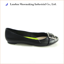 Ladies sweat leather sample size comfort relax shoes italy