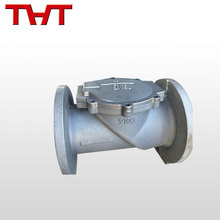 "Easy to maintenance high pressure 2""-24"" pvc swing type check valve"