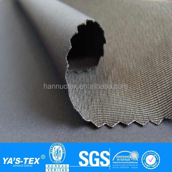Polyester Composite Textile Fabric For Outdoor Sportswear Shoes Ski Suit Jacket