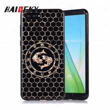 New arrival electroplated the sign of zodiac tpu mobile phone case for huawei
