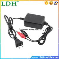 12V 1300mA Sealed Lead Acid Rechargeable Battery Charger For Car Motor Truck Top Quality