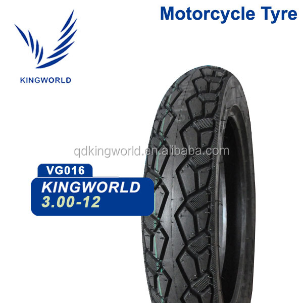 China 3.75-12 3.50-12 90/90-12 3.00-12 Motorcycle Tire Manufacturer