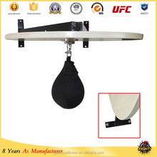 Popular boxing speed bag,boxing fitness speed ball,red color PVC inflatable boxing punching speed balls kick