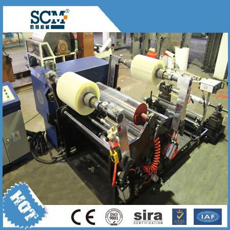 SCM BOPP Plastic Film Slitting Rewinding Machine