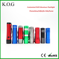 Popular Classic Mini 9 LED Flashlight For Home and Outdoors